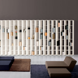 Ledge | Shelving systems | Pallucco