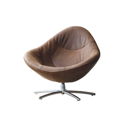 Hidde armchair | Poltrone lounge | Label