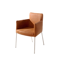Tiba dining chair | Sedie visitatori | Label