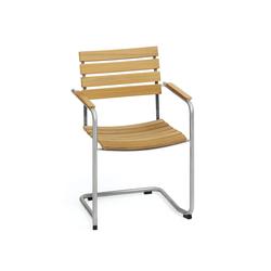 Prato Teak Armchair | Garden chairs | Weishäupl