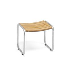 Prato Teak Stool | Garden stools | Weishäupl