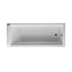 Starck- Bathtub | Built-in bathtubs | DURAVIT