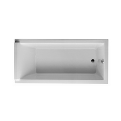 Starck - Bathtub | Built-in bathtubs | DURAVIT