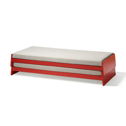 Lönneberga stacking bed | Letti infanzia | Richard Lampert
