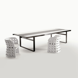 Canasta | Dining tables | B&B Italia