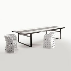 Canasta | Tables à manger de jardin | B&B Italia