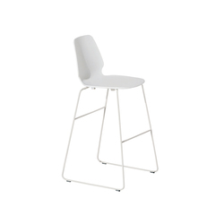 selinunte high stool 548 | Bar stools | Alias