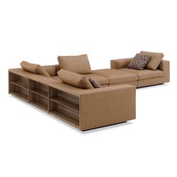 Living Landscape 750 corner sofa | Divani componibili | Walter Knoll