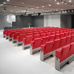 Automatic Mutaflex 6066 | Movable seating systems | FIGUERAS