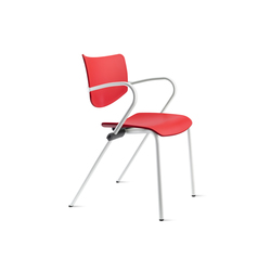 430 Delta PP | Visitors chairs / Side chairs | FIGUERAS
