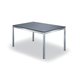 Modena synchron extension table | Tables à manger de jardin | Fischer Möbel