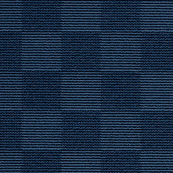 Sqr Nuance Square Dark Marine | Wall-to-wall carpets | Carpet Concept