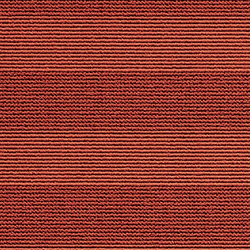 Sqr Nuance Stripe Terracotta | Carpet rolls / Wall-to-wall carpets | Carpet Concept