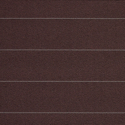 Sqr Seam Stripe Chocolate | Wall-to-wall carpets | Carpet Concept
