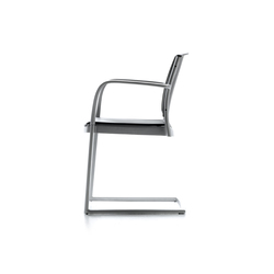 E-motive cantilever chair | Visitors chairs / Side chairs | AKABA