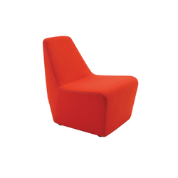 Soft Low Chair | Poltrone lounge | KFF