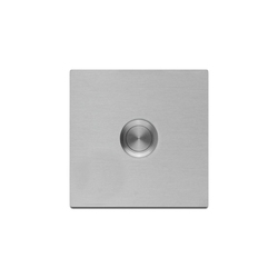 Doorbell panel | stainless steel | Door bells | Serafini