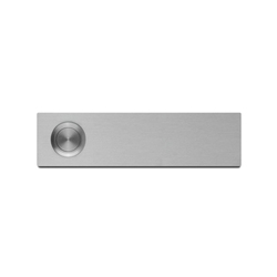 Doorbell panel | stainless steel | Campanelli | Serafini