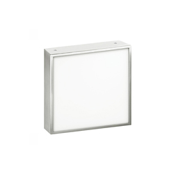 Light | Square | Outdoor wall lights | Serafini