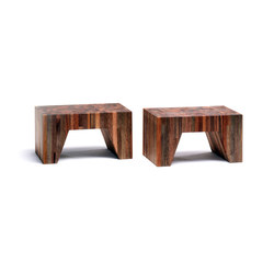 Baran occasional table | Mesas auxiliares | Linteloo