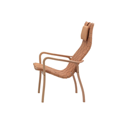 Primo easy chair high back | Armchairs | Swedese