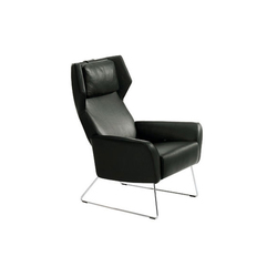 Select armchair | Poltrone reclinabili | Swedese