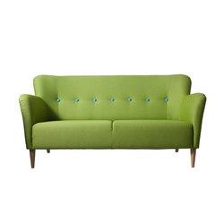 Nova sofa | Canapés d'attente | Swedese