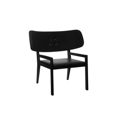Cartoon easy chair | Armchairs | Swedese