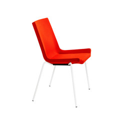 Happy stackable chair | Sillas multiusos | Swedese