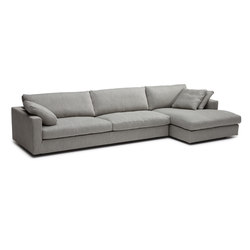 Fabio sofa/chaise longue | Modular sofa systems | Linteloo