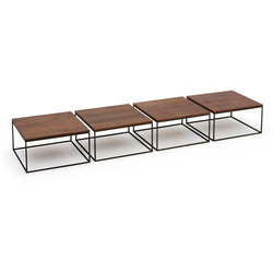 Log coffee table | Tavolini di servizio | Linteloo