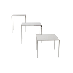 Table | Skinny | rectangular | Tables d'appoint | Serafini