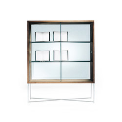 Moka cabinet | Display cabinets | Flexform