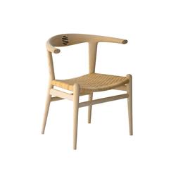 pp518 | Bull Chair | Sillas de Iglesia | PP Møbler