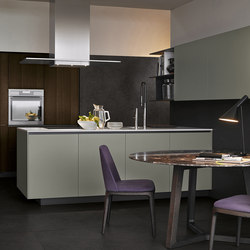 Alea | Fitted kitchens | Varenna Poliform