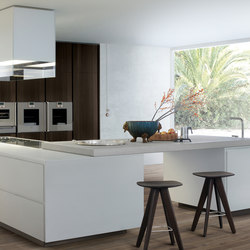 Matrix | Fitted kitchens | Varenna Poliform