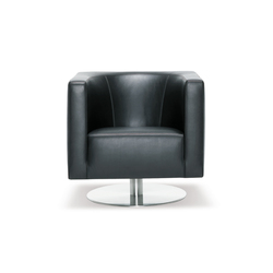 Alex Sessel | Loungesessel | Neue Wiener Werkstätte