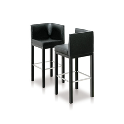 Alex Barstool | Bar stools | Neue Wiener Werkstätte