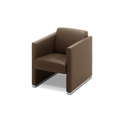 Model 2810 Bolero | Lounge chairs | Intertime