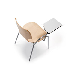Gràcia writing table | Multipurpose chairs | Mobles 114