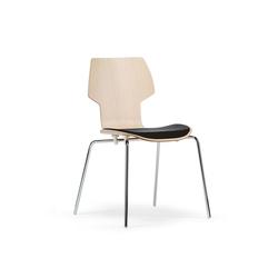 Gràcia Chair | Multipurpose chairs | Mobles 114