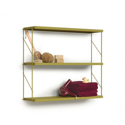Tria pack wall | Shelves | Mobles 114