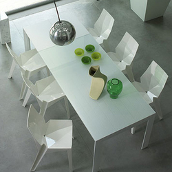 Cross | Dining tables | Bonaldo