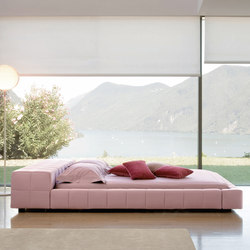 Squaring Isola Alta | Double beds | Bonaldo