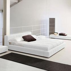 Squaring Basso | Double beds | Bonaldo