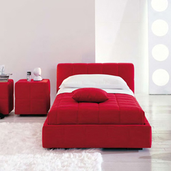 Squaring Basso | Single beds | Bonaldo