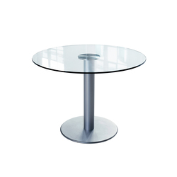 Zero Glass | Canteen tables | STUA
