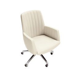 Tulip | Office Chair | Sedie girevoli presidenziali | Estel Group