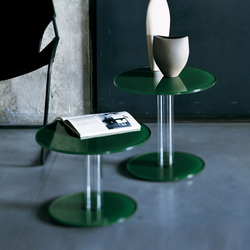 Hub occasional table | Side tables | Glas Italia