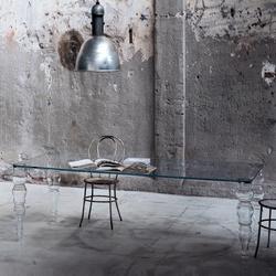 Postmodern alto | Dining tables | Glas Italia